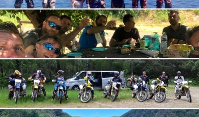 #trailadventures #mototrail #enviedailleurs #aventures