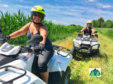 Découvrir la nature après le confinement en quad ou moto à Brive-la-Gaillarde