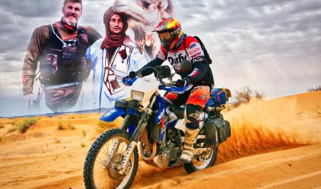 Road trip Maroc en moto 2020